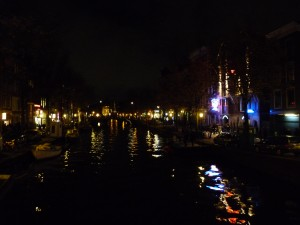 City bei Nacht
