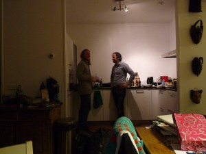 Thomas und Daniel